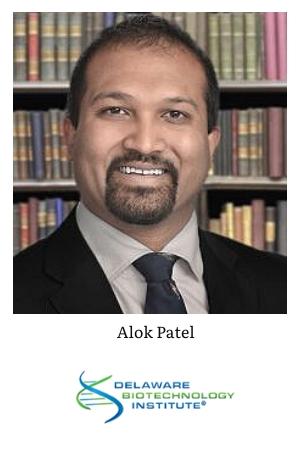DBI Alok Patel Delaware Biotechnology
