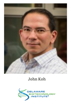 DBI director John Koh Delaware biotechnology