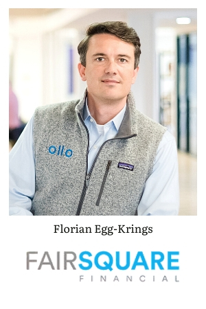 Florian Egg-Krings CMO Fair Square Financial Delaware