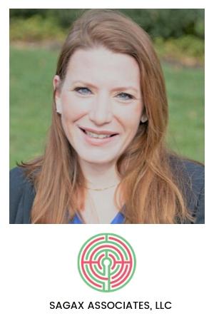 Sagax Associates founder Kirsten McGregor