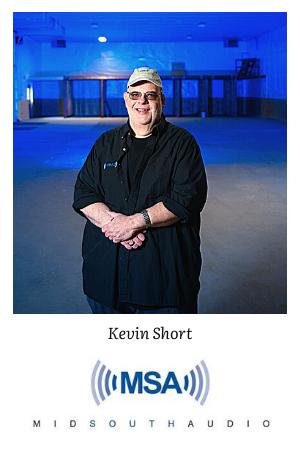 CEO Kevin Short MSA founder Delaware
