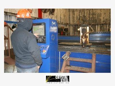 crystal steel fabricators employee success