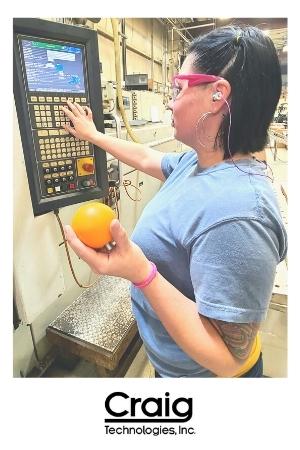 Craig Technologies employee in Delaware