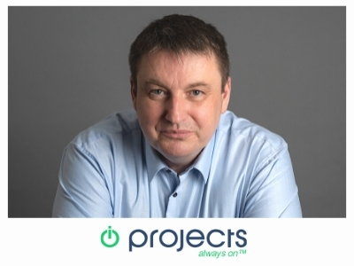 CEO IO Projects Martin Ruffert
